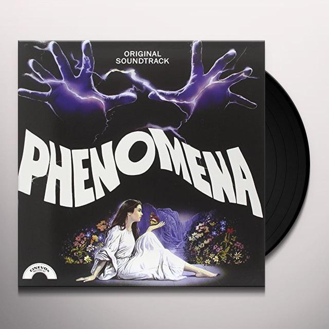 Phenomena / O.S.T. (Gate) (Ltd) PHENOMENA / O.S.T. Vinyl Record