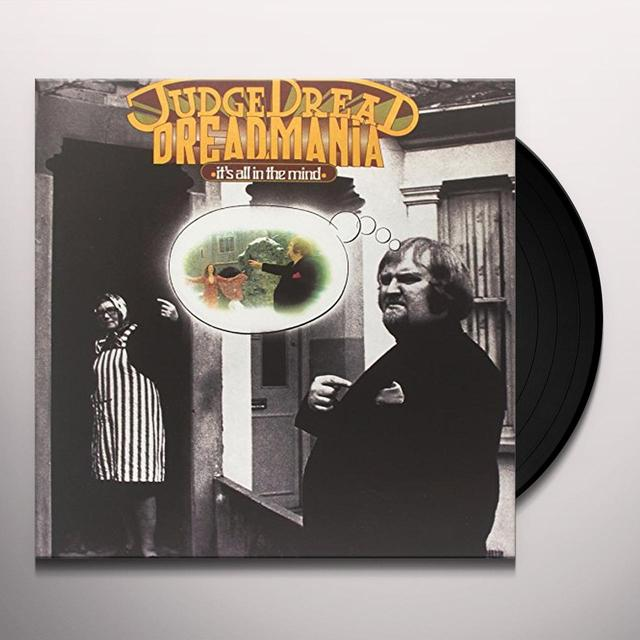 Judge Dread DREADMANIA (IT'S ALL IN THE MIND) Vinyl Record