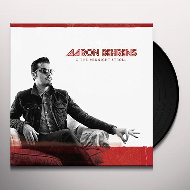 Aaron Behrens & Midnight Stroll AARON BEHRENS & THE MIDNIGHT STROLL Vinyl Record