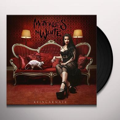 Motionless In White REINCARNATE Vinyl Record