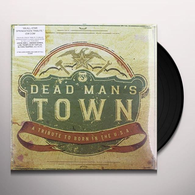 DEAD MAN'S TOWN: A TRIBUTE TO BORN IN USA / VAR Vinyl Record