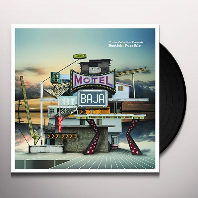 Nortec Collective Presents: Bostich + Fussible MOTEL BAJA Vinyl Record