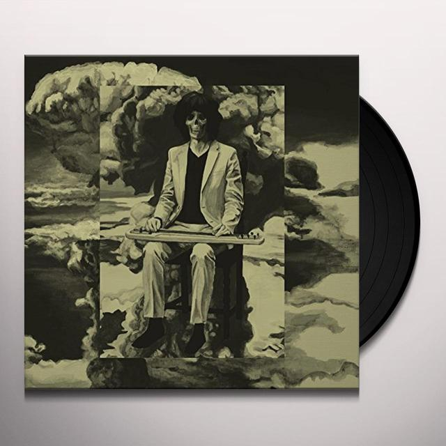 Shintaro Sakamoto LET'S DANCE RAW Vinyl Record