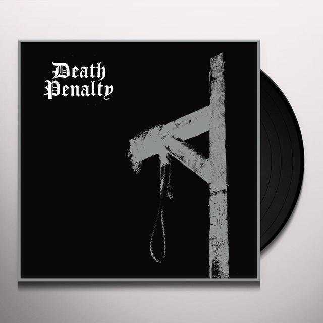 DEATH PENALTY Vinyl Record