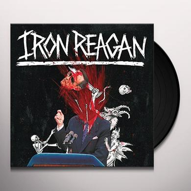 Iron Reagan TYRANNY OF WILL Vinyl Record