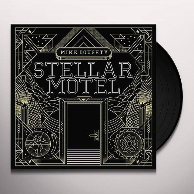 Mike Doughty STELLAR MOTEL Vinyl Record