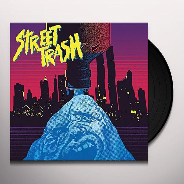 Rick (Ogv) Ulfik STREET TRASH / O.S.T. Vinyl Record