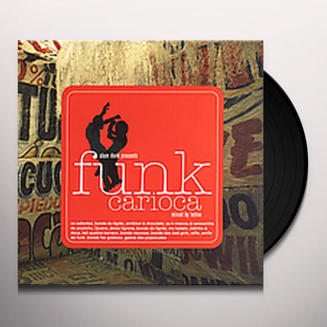 SLUM DUNK PRESENTS: FUNK CARIOCA / VARIOUS Vinyl Record