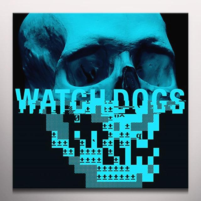 Brian (Colv) Reitzell WATCH DOGS O.S.T. Vinyl Record - Colored Vinyl