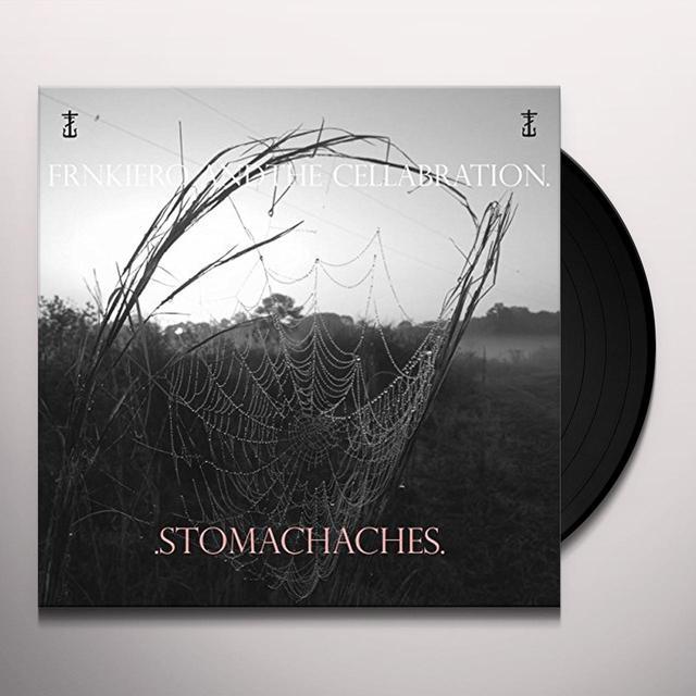 Frnkiero & The Cellabration STOMACHACHES Vinyl Record