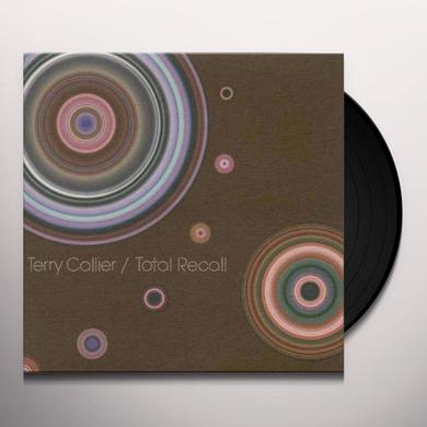 Terry Callier TOTAL RECALL Vinyl Record