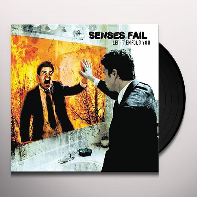 Senses Fail LET IT ENFOLD YOU Vinyl Record