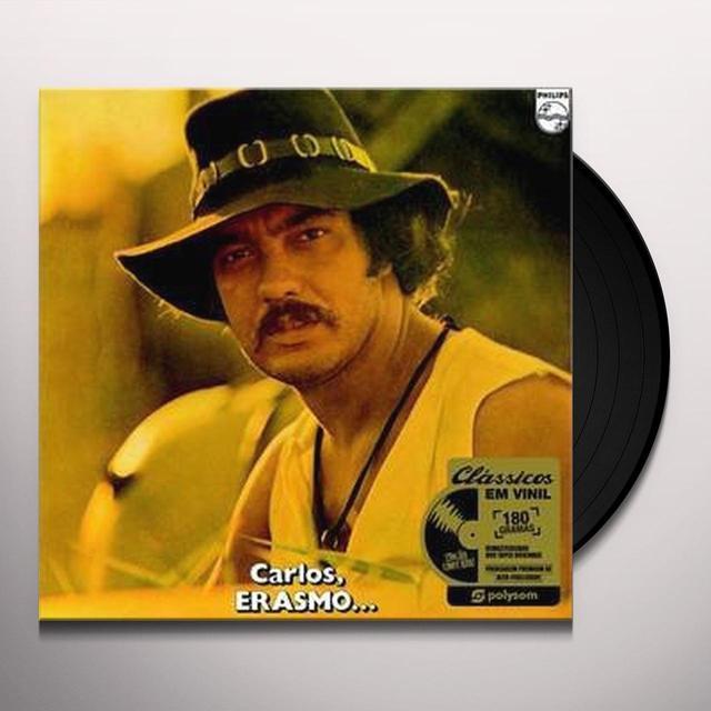ERASMO CARLOS Vinyl Record