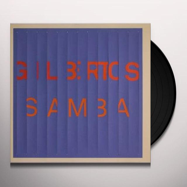 Gilberto Gil GILBERTOS SAMBA Vinyl Record