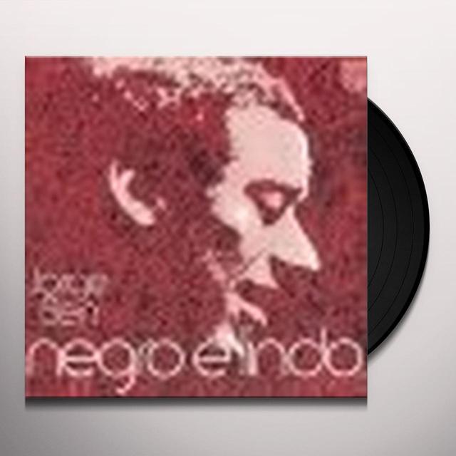 Jorge Ben NEGRO E LINDO Vinyl Record