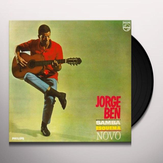 Jorge Ben SAMBA ESQUEMA NOVO (Vinyl)