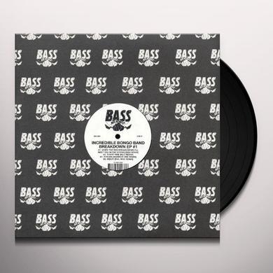 Incredible Bongo Band REMIXES Vinyl Record
