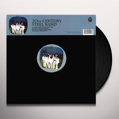 20Th Century Steel Band HEAVEN AND HELL Vinyl Record