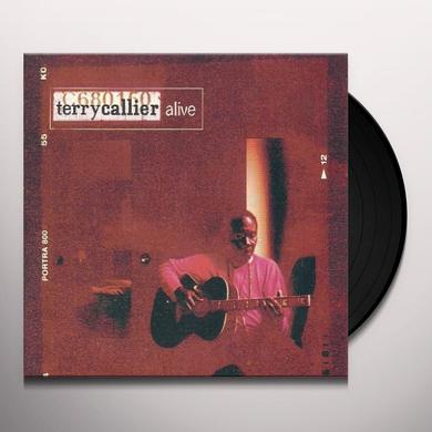 Terry Callier ALIVE (Vinyl)