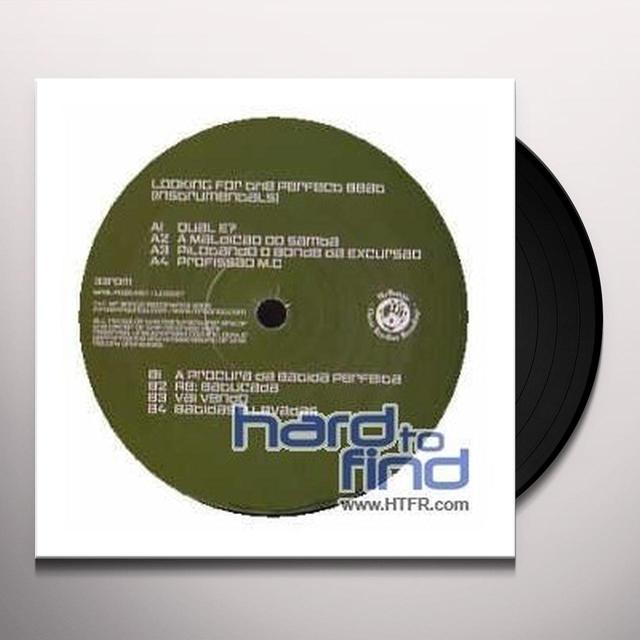 Marcello D2 INSTRUMENTALS (Vinyl)