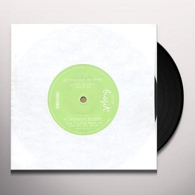 Os Originales Do Samba LA VEM SALGUEIRO Vinyl Record