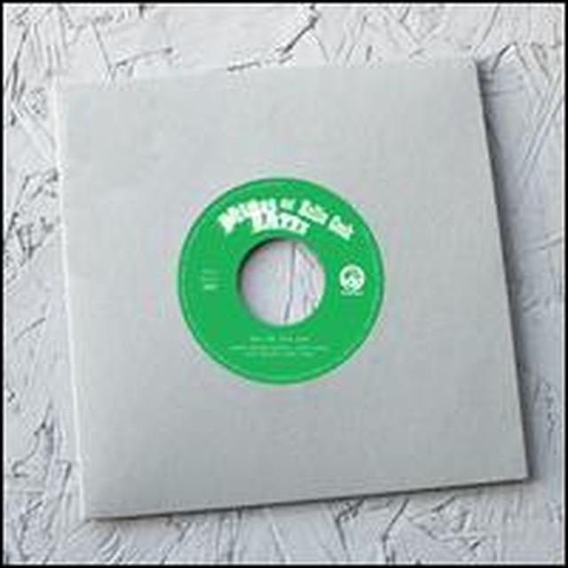 Prince Fatty & Hollie Cook FOR ME YOU ARE Vinyl Record