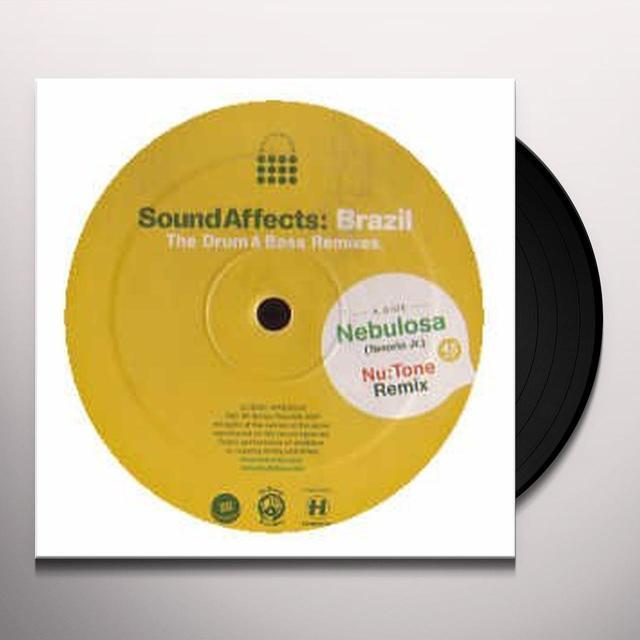 Paula Lima & Jorge Ben E ISSO AI / TAKE IT EASY BROTHER CHARLES Vinyl Record