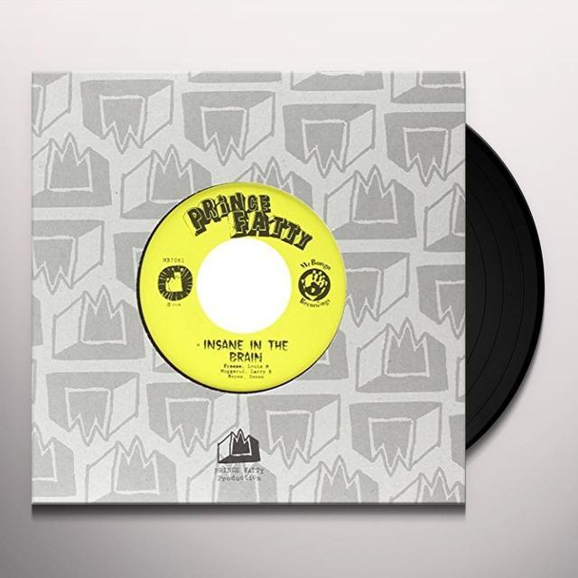 Prince Fatty INSANE IN THE BRAIN Vinyl Record