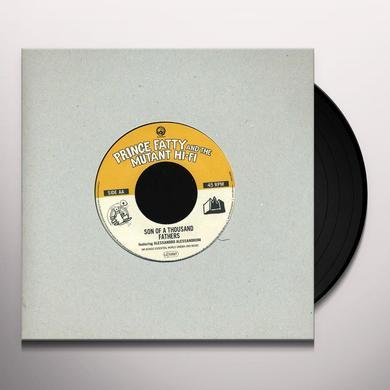 Prince Fatty / Mutant Hi Fi TRANSISTOR COWBOY Vinyl Record
