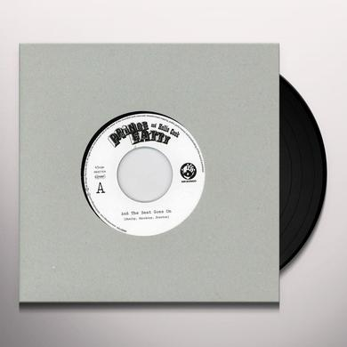 Hollie Cook BEAT GOES ON Vinyl Record
