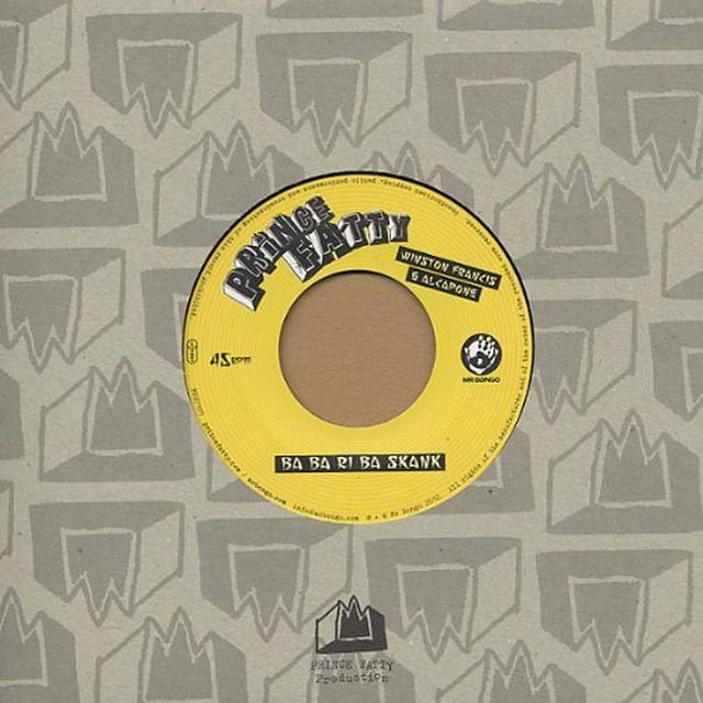 Prince Fatty BA BA RI BA SKANK Vinyl Record