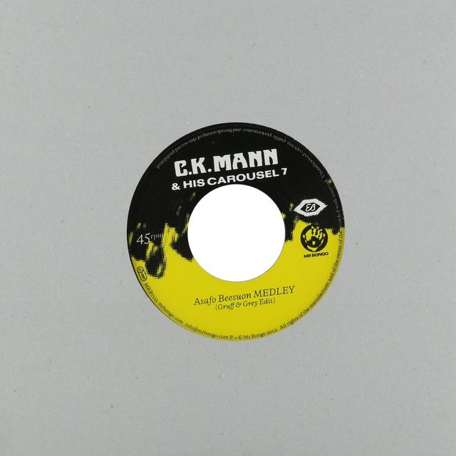 C.K. Mann