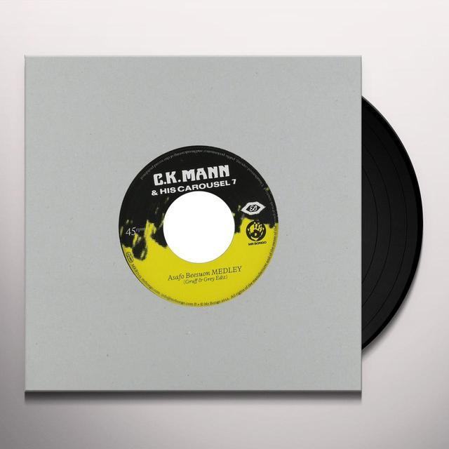 C.K. Mann ASAFO BEESUON Vinyl Record