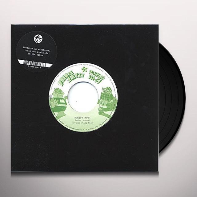UNDER ARREST (PRINCE FATTY MIX) Vinyl Record