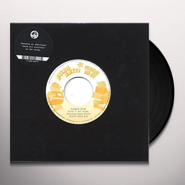 Prince Fatty SCRUB A DUB Vinyl Record