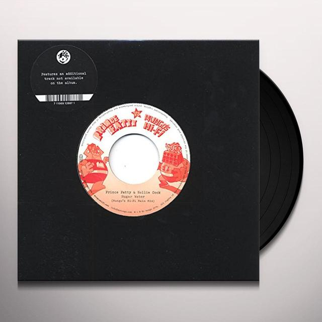 Prince Fatty SUGARWATER Vinyl Record