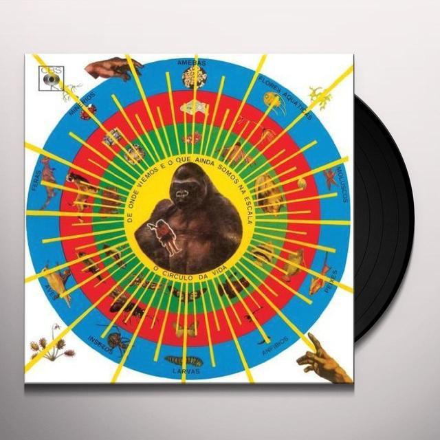 Pedro Santos KRISHNADA Vinyl Record
