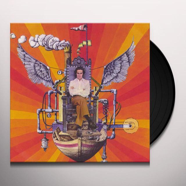 Ronnie Von MAQUINA VOADORA Vinyl Record