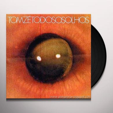 Tom Ze TODOS OS OLHOS Vinyl Record