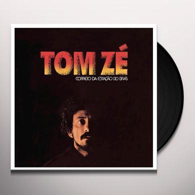 Tom Ze CORREIO DA ESTACAO DO BRAS Vinyl Record