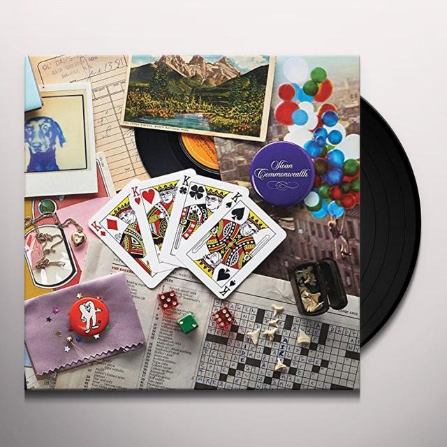Sloan COMMONWEALTH Vinyl Record