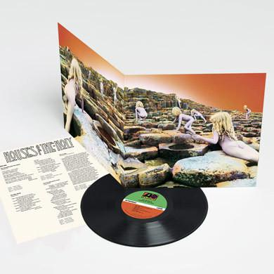 Led Zeppelin HOUSES OF THE HOLY Vinyl Record