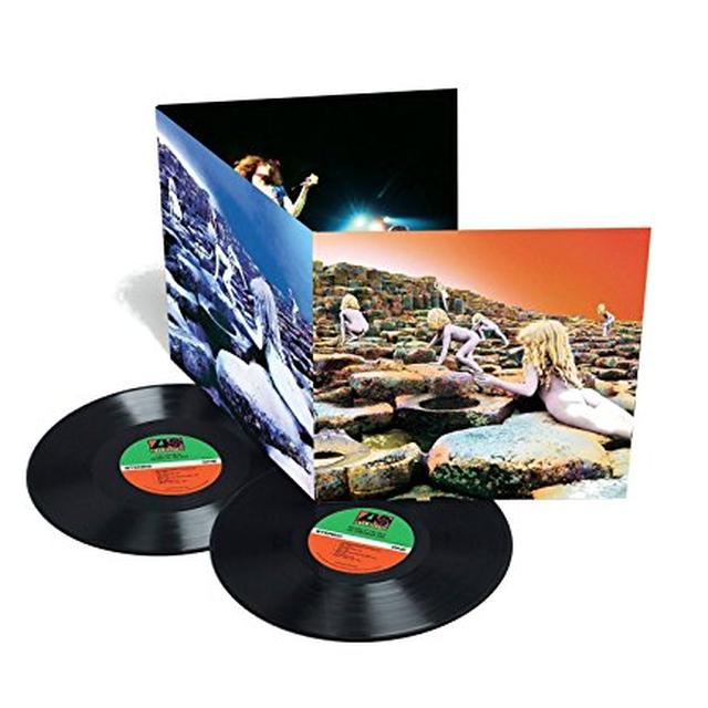 Led Zeppelin HOUSES OF THE HOLY Vinyl Record