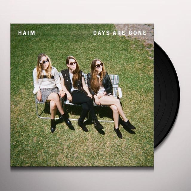 Haim DAYS ARE GONE Vinyl Record - Holland Import