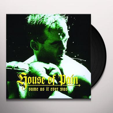 House Of Pain SAME AS IT EVER WAS 20TH ANNIVERSARY EDITION Vinyl Record - Holland Import