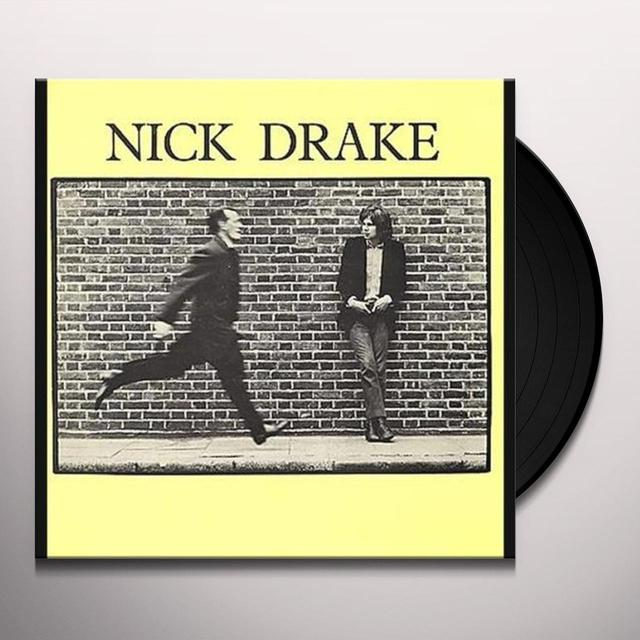 NICK DRAKE Vinyl Record - Holland Import
