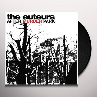 The Auteurs AFTER MURDER PARK Vinyl Record - UK Import