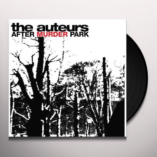 The Auteurs AFTER MURDER PARK Vinyl Record - UK Import