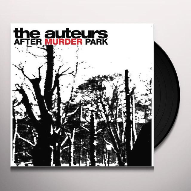 The Auteurs AFTER MURDER PARK Vinyl Record