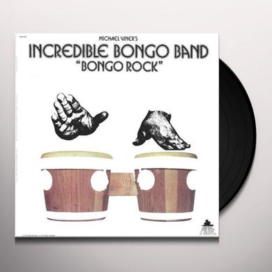 Incredible Bongo Band BONGO ROCK Vinyl Record
